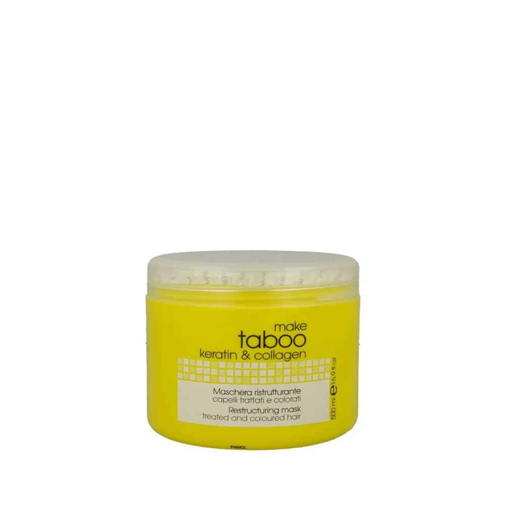 Mascarilla Reestructurante TABOO 500ml.